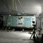 Carrier commercial equipment HVAC