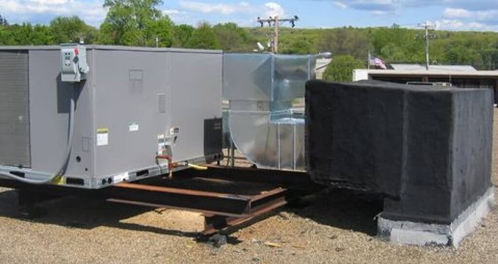 commercial hvac rooftop, financing available through unifi