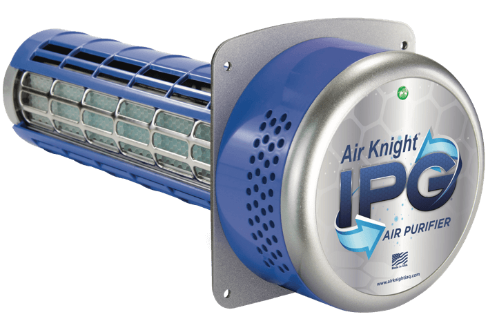 air knight air purifier from stafford mechanical services